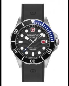 Swiss Military Hanowa 643380400703 - Pænt herreur Offshore Diver