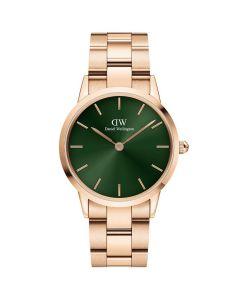 Dameur fra Daniel Wellington - ADW00100420 Iconic Emerald Rosa 32MM