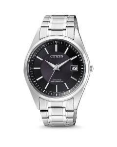 Citizen AS2050-87E - Fint herreur Eco-Drive Radio Controlled