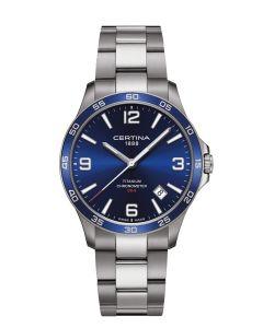 C0338514404700 fra Certina - Lækkert Herreur DS-8 Blue