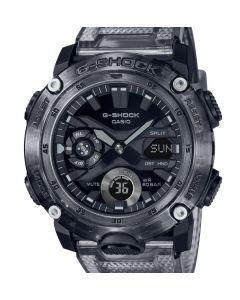 Casio GA-2000SKE-8AER - Pænt herreur G-Shock