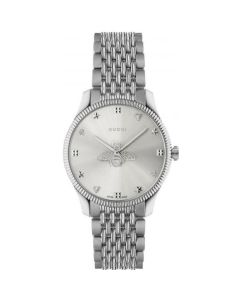 Fint G-Timeless Slim dameur fra Gucci - YA1264153