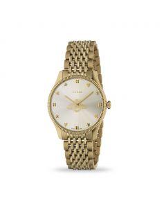 Gucci YA1264155 - Lækkert dameur G-Timeless Golden Bee