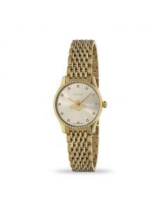 Gucci YA1265021 - Stilfuldt dameur G-Timeless